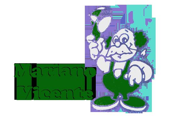 Mariano Vicente, maquinaria de jardinería y agricola